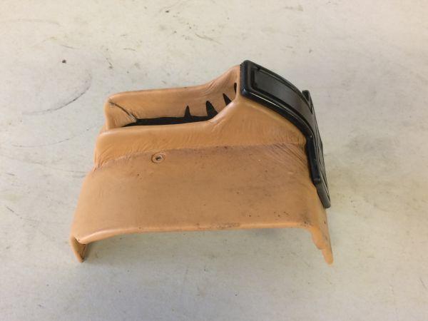 Cover for Handbrake - beige / Abdeckung Handbremse - beige