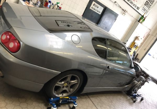 Ferrari 456 GTA - To Be Parted out / Schlachtung