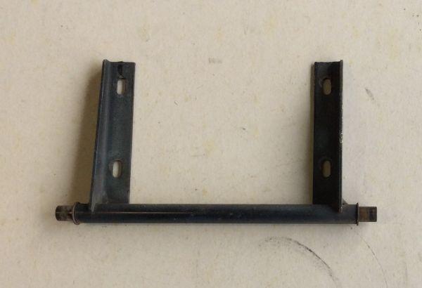 Bracket for Headlight - left / Halter für Klappscheinwerfer- links