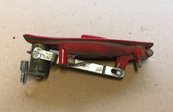 Outer Door Handle with Lock - left / Türgriff aussen mit Schloss - links