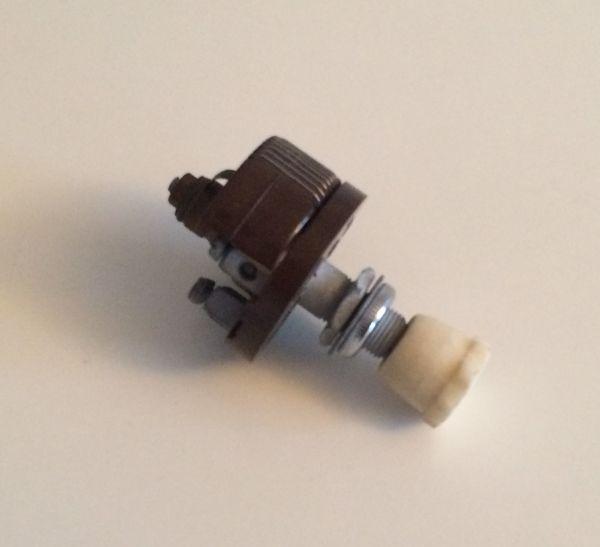 Switch with Dimmer for Dashboard / Schalter mit Dimmer am Armaturenbrett