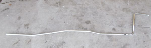 Heater Pipe - inside delivery / Heizungsleitung - innen Zulauf