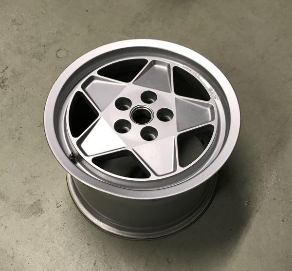 "10"" x 16"" - Wheel Rim - rear / Felge hinten"