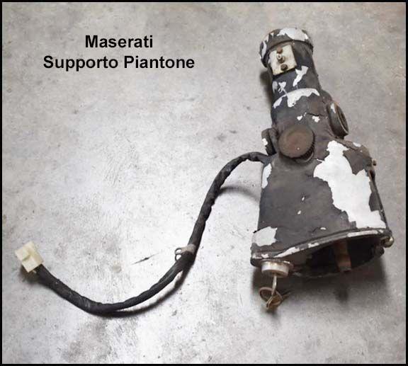 Maserati - Steering Column / Lenksäule