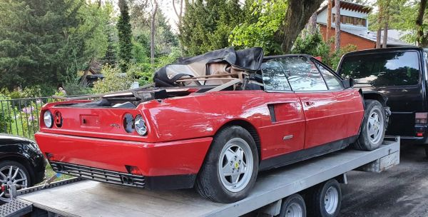 Ferrari Mondial T Convertible VALEO - To Be Parted out