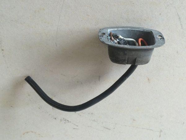 Licenseplate Light - Base only / Kennzeichenleuchten Sockel