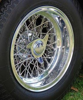 Ruote Borrani - Wheel Rim Overhaul / Felgen Überholung