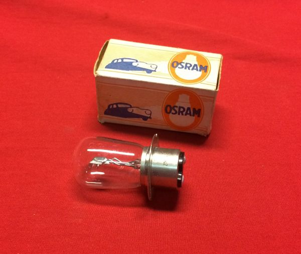 6V 35/35 W - Bulb / Birne
