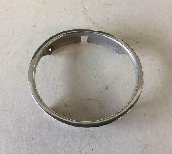Chrome Ring for Instrument / Chromring für Instrument