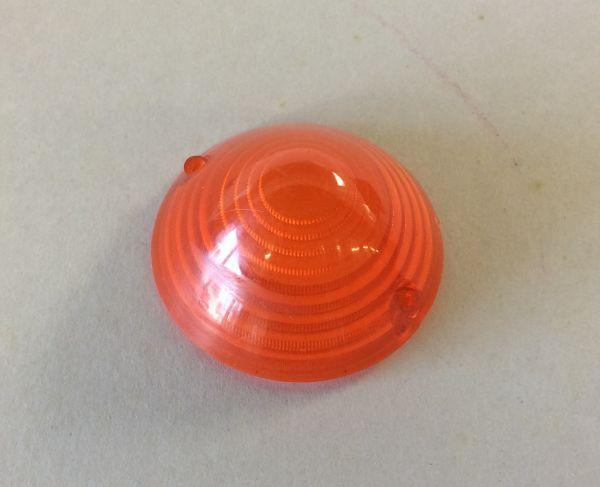 Indicator Lens - orange / Blinkerglas - orange