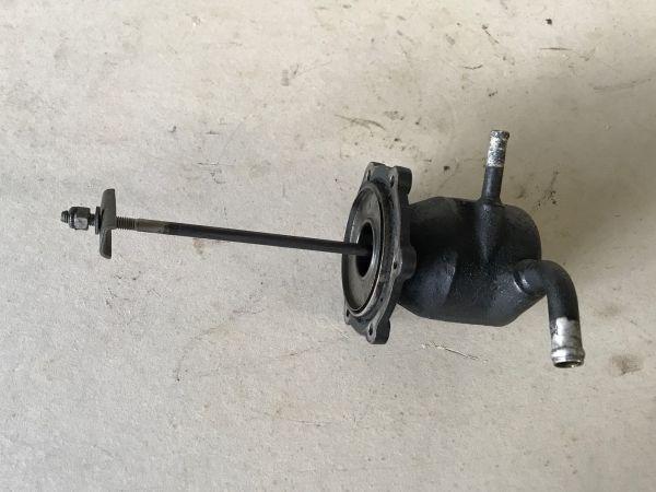 Filter Holder for Reservoir for Steering Fluid / Filterhalter für Behälter für Lenkungsflüssigkeit