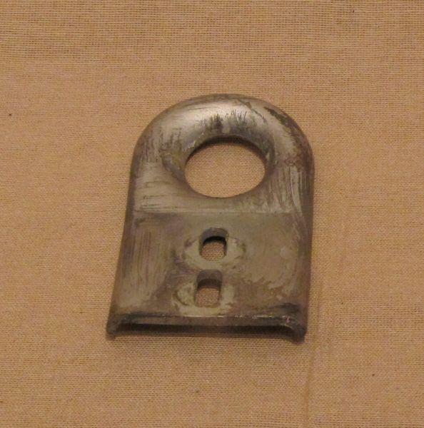 Plate for Front Hood Hook / Gegenstück für Fanghaken