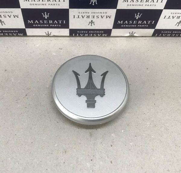 Wheel Rim Cup With Trident / Felgenkappe Mit Dreizack Logo