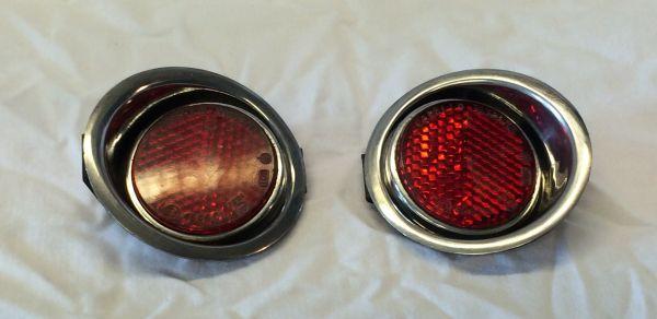 Rear Reflectors / Rückstrahler