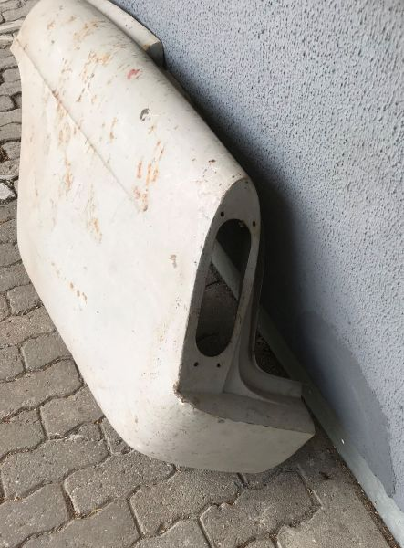 Rear Fender - left / Kotflügel hinten - links