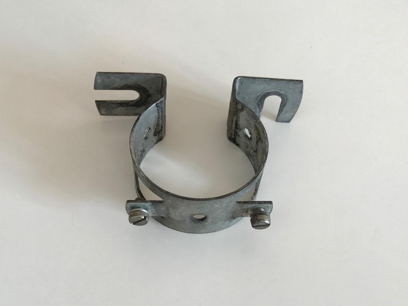 Ignition Coil Bracket With Resistor Holder    Halter