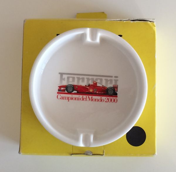 Campioni del Mondo 2000 - Ashtray / Aschenbecher