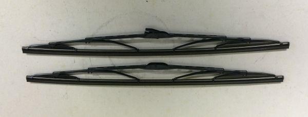 Pair of Wiper Blades / Paar Wischerblätter