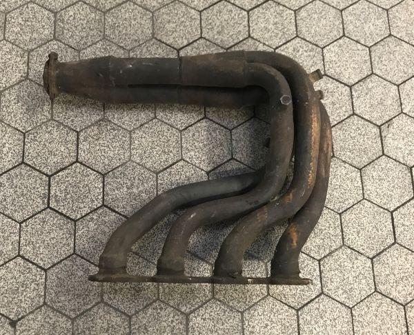 Rear Exhaust Manifold / Hinterer Auspuffkrümmer