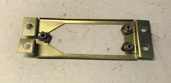 Backing for inner Door Opener - left / Halteplatte für Türöffner innen - links