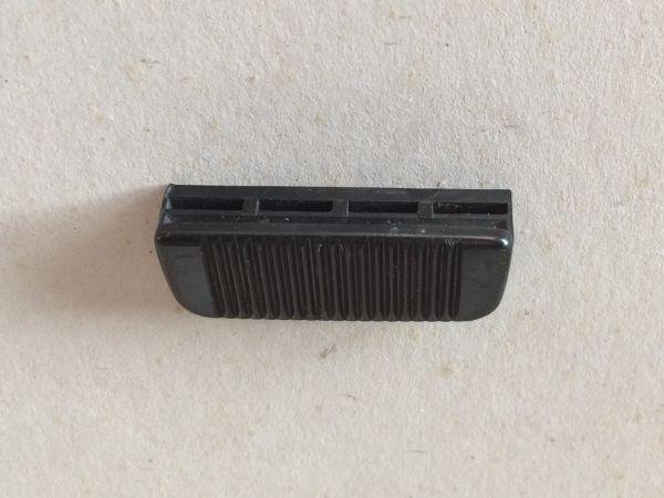 Knob for Seat Back Lever / Knopf für Sitzlehnen-Verstellung