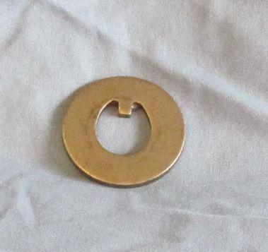 Washer for Wheel Bearing / Stellscheibe für Radlager