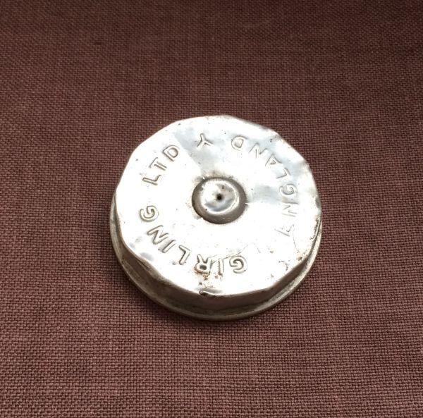 Clutch Master Cylinder Cap / Deckel für Kupplungsgeber Zylinder