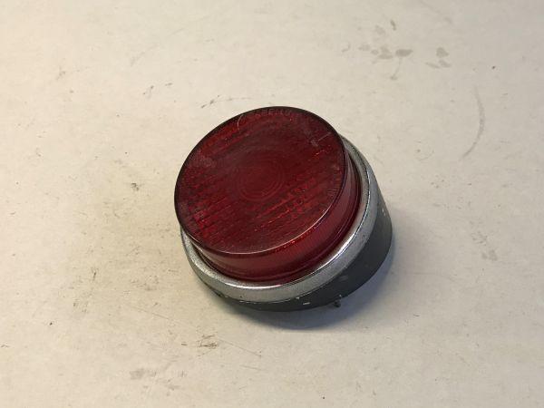 Rear Light red including Base/ Rücklicht rot mit Sockel