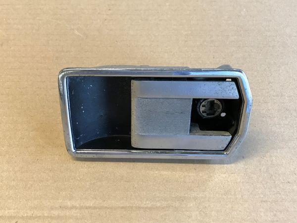 Outer Door Handle with Lock / Türgriff aussen mit Schloss