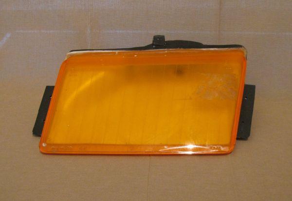 Front Indicator - left orange / Blinker vorne - links orange